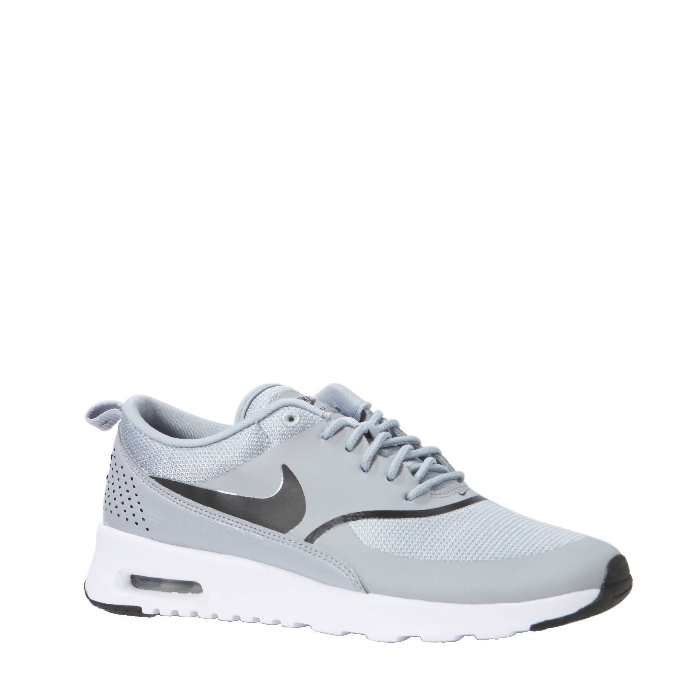 nike air max thea grijs wit