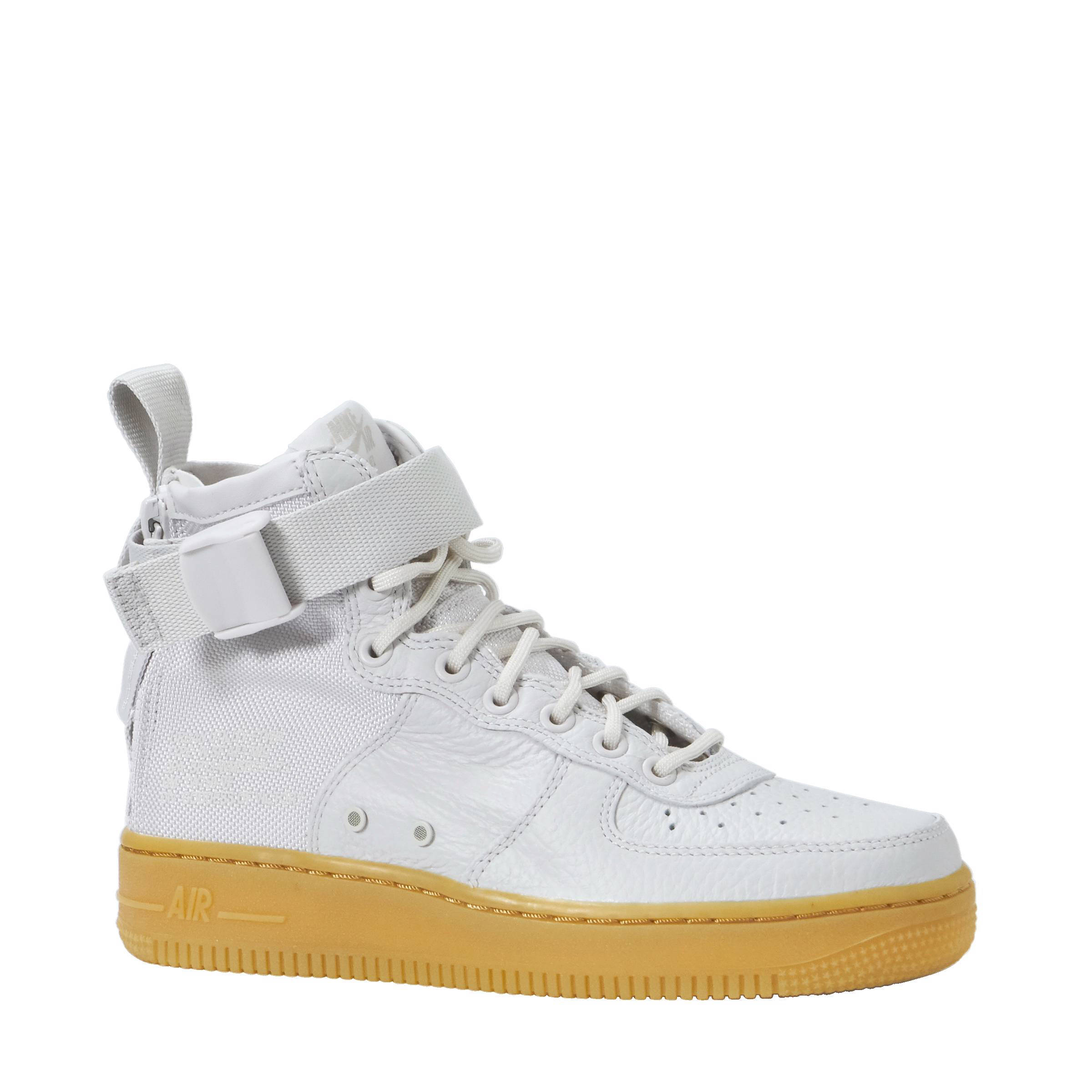 Nike W SF Air Force 1 MID sneakers | wehkamp