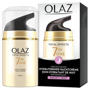 Total Effects 7in1 verstevigende nachtcrème - 50ml