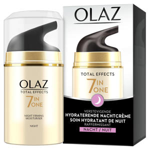 Total Effects verstevigende nachtcrème - 50 ml