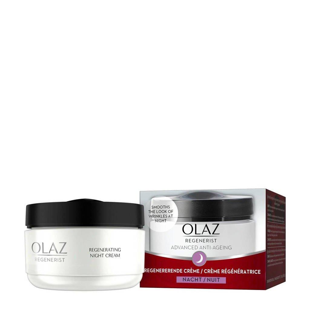 Olaz Regenerist regenerende nachtcrème - 50 ml