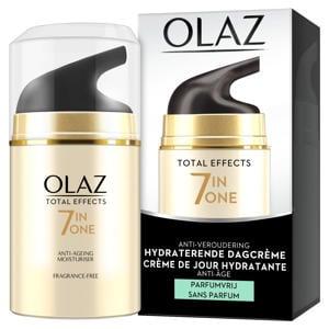 Total Effects 7in1 parfumvrije dagcrème - 50ml