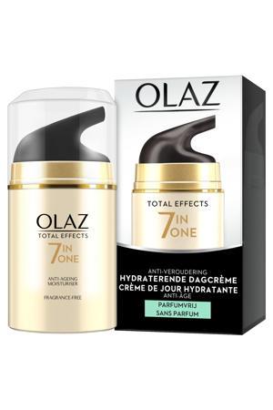 Total Effects parfumvrije dagcrème - 50 ml