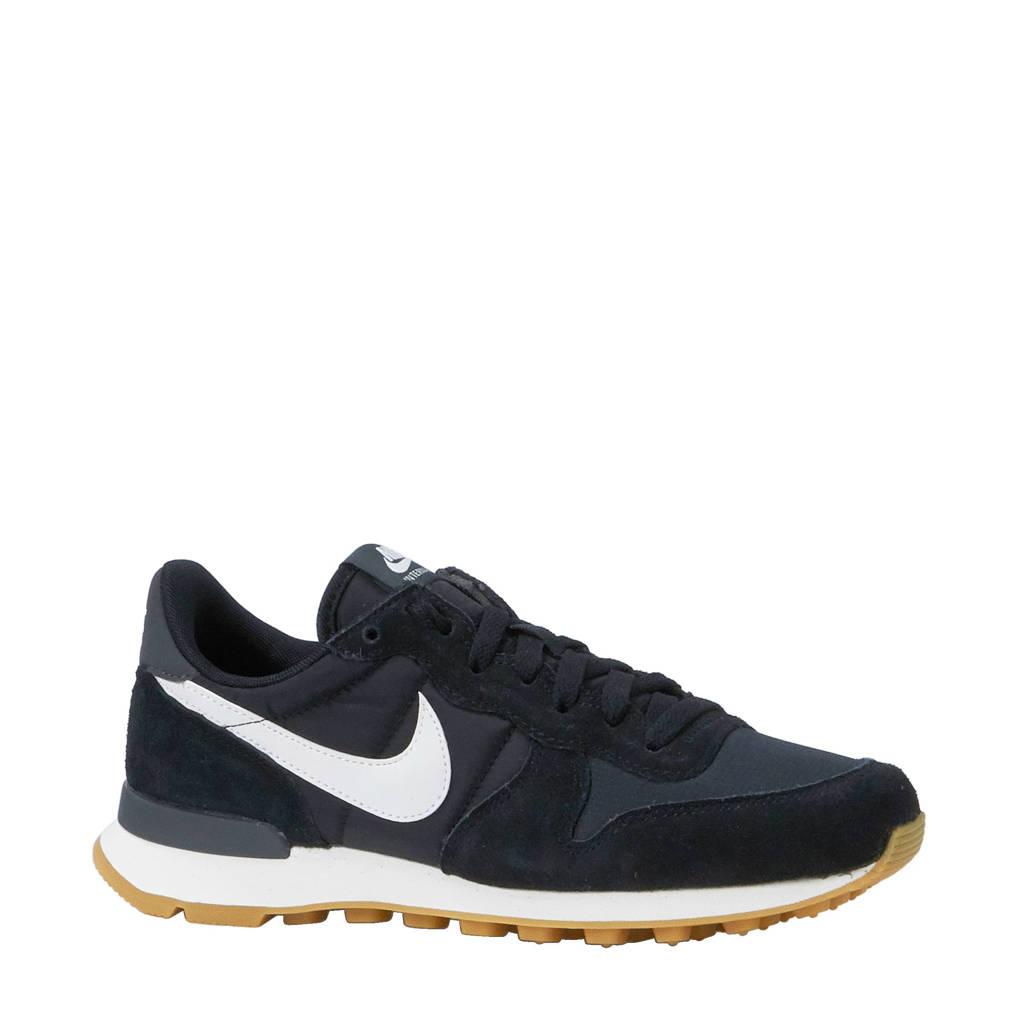Nike Internationalist  sneakers zwart/wit/antraciet, zwart/wit-antraciet-offwhite