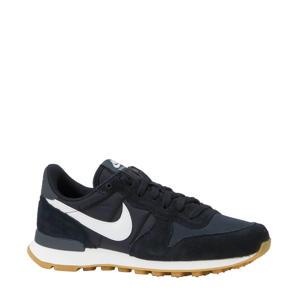 Internationalist  sneakers zwart/wit/antraciet
