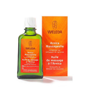 Arnica massageolie