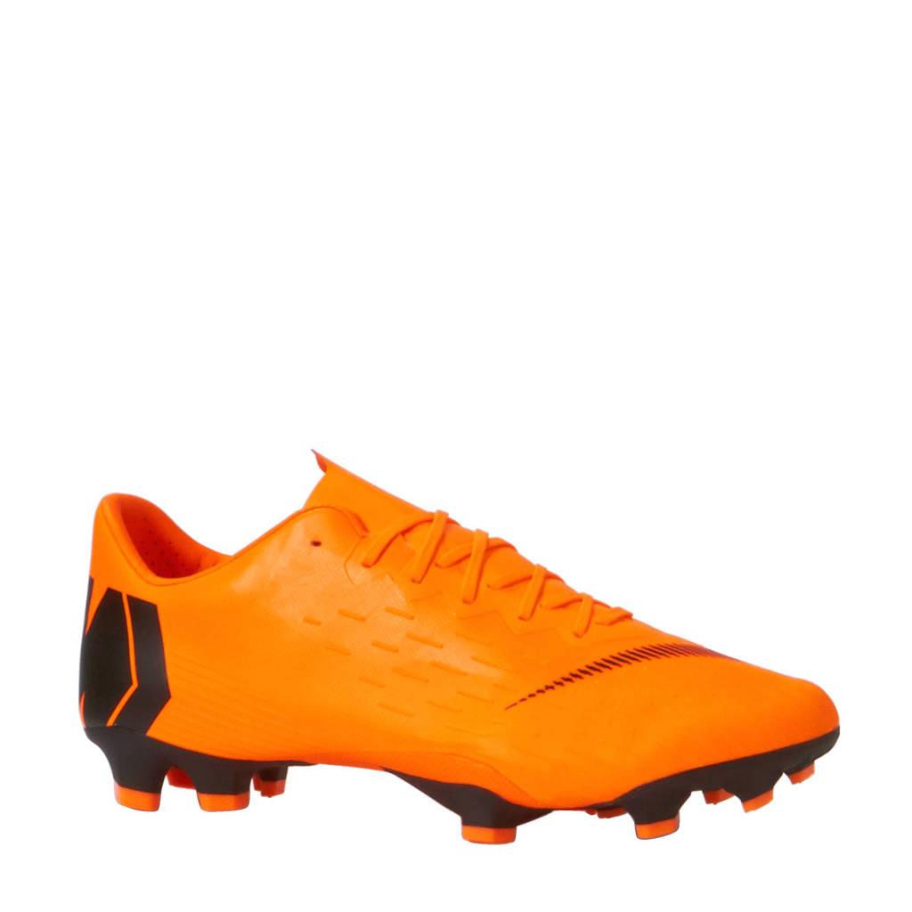 4081e8b5c08 Nike Mercurial Vapor 12 Pro FG voetbalschoenen, Oranje/zwart