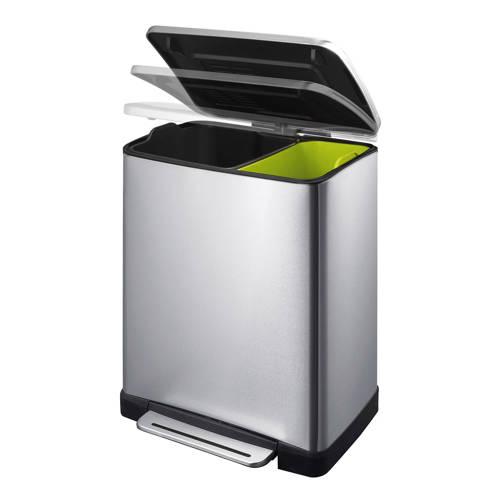 EKO Recycle E-Cube 9+10 liter pedaalemmer kopen