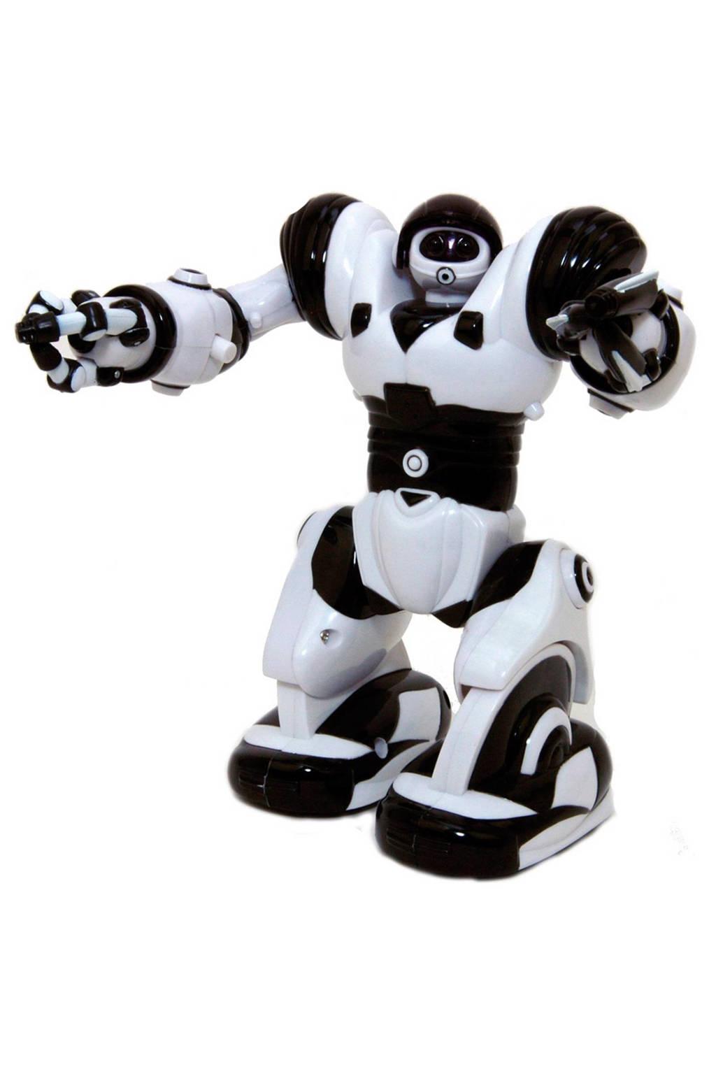WowWee 8085 Mini Robosapien Biomorphic robot, Wit