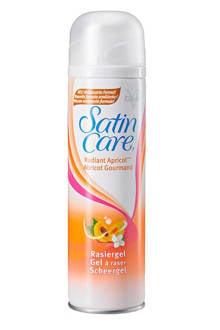 Venus Satin Care radiant apricot scheergel