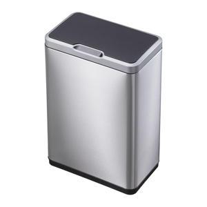 Recycle Mirage Sensor Bin 2x20 liter prullenbak