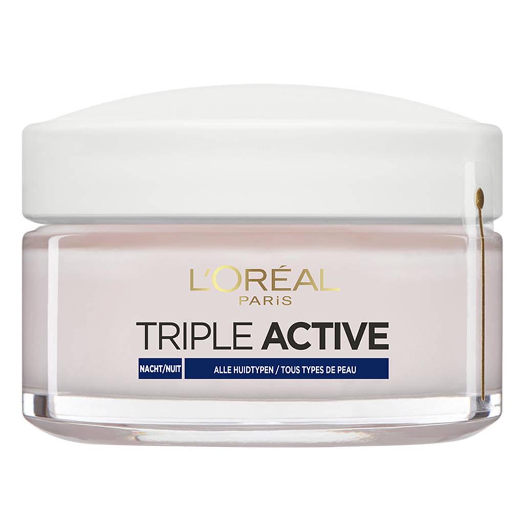 L'Oréal Paris Skin Expert Triple Active nachtcreme