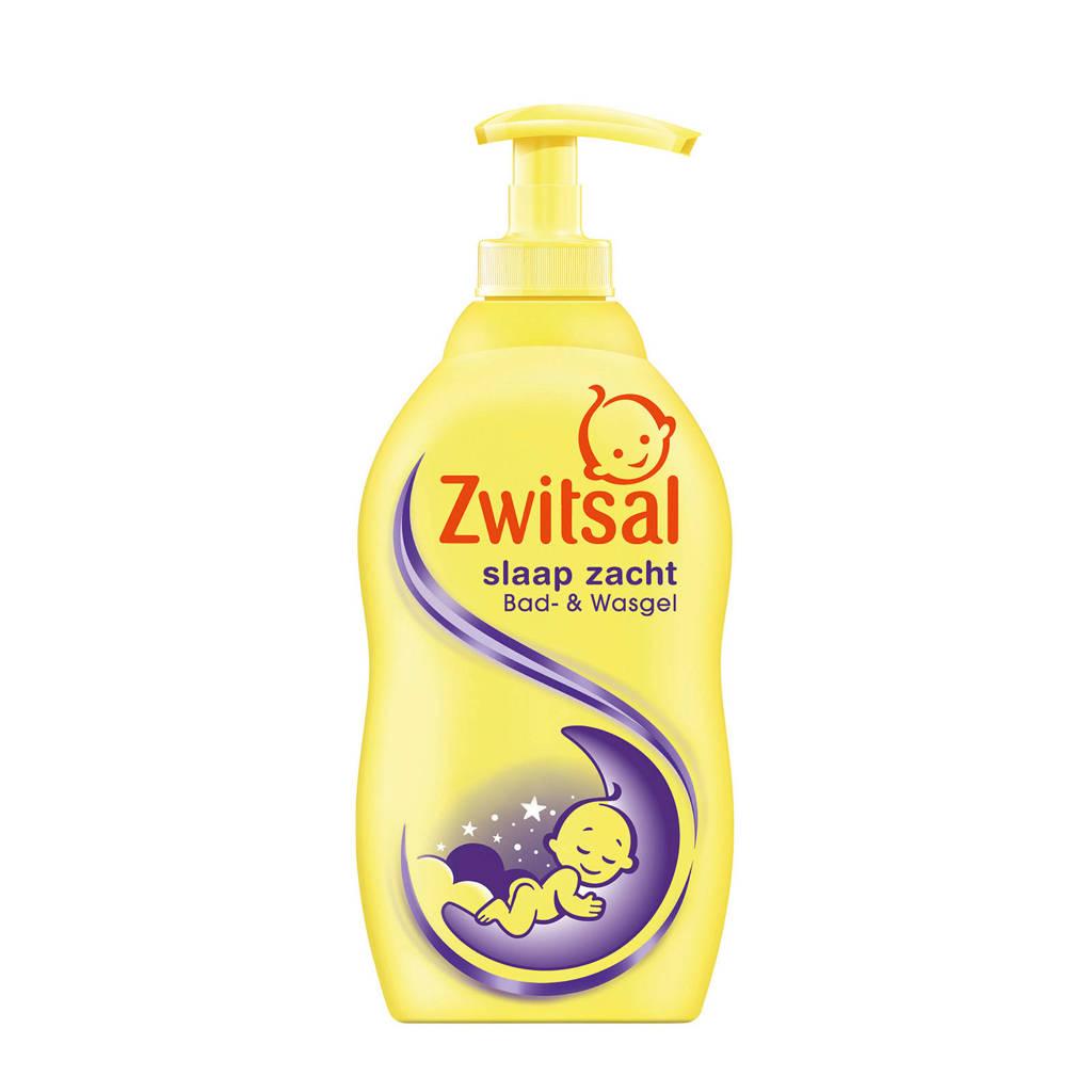 Zwitsal slaap zacht bad- & wasgel lavendel - 400 ml - baby