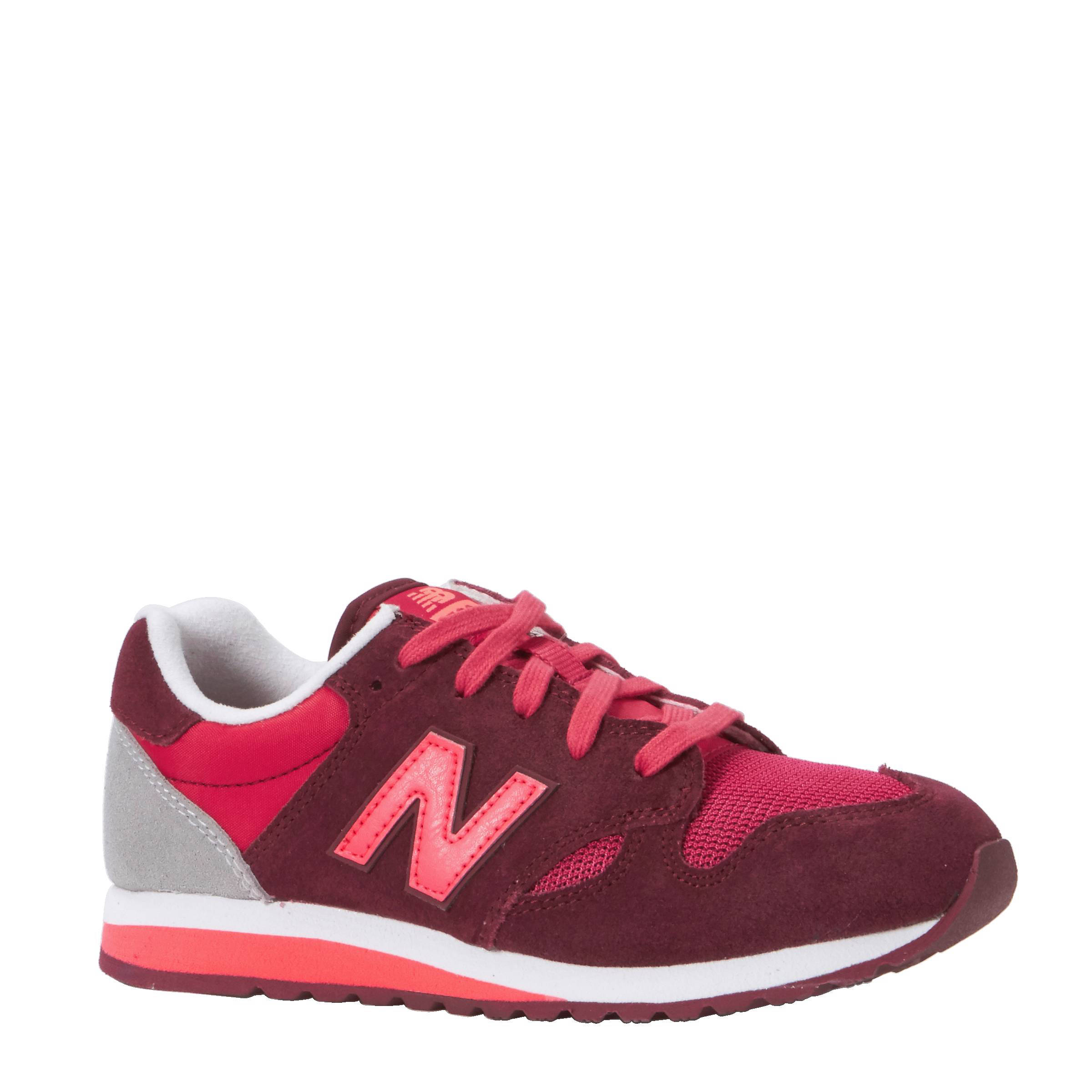welke maat new balance schoenen
