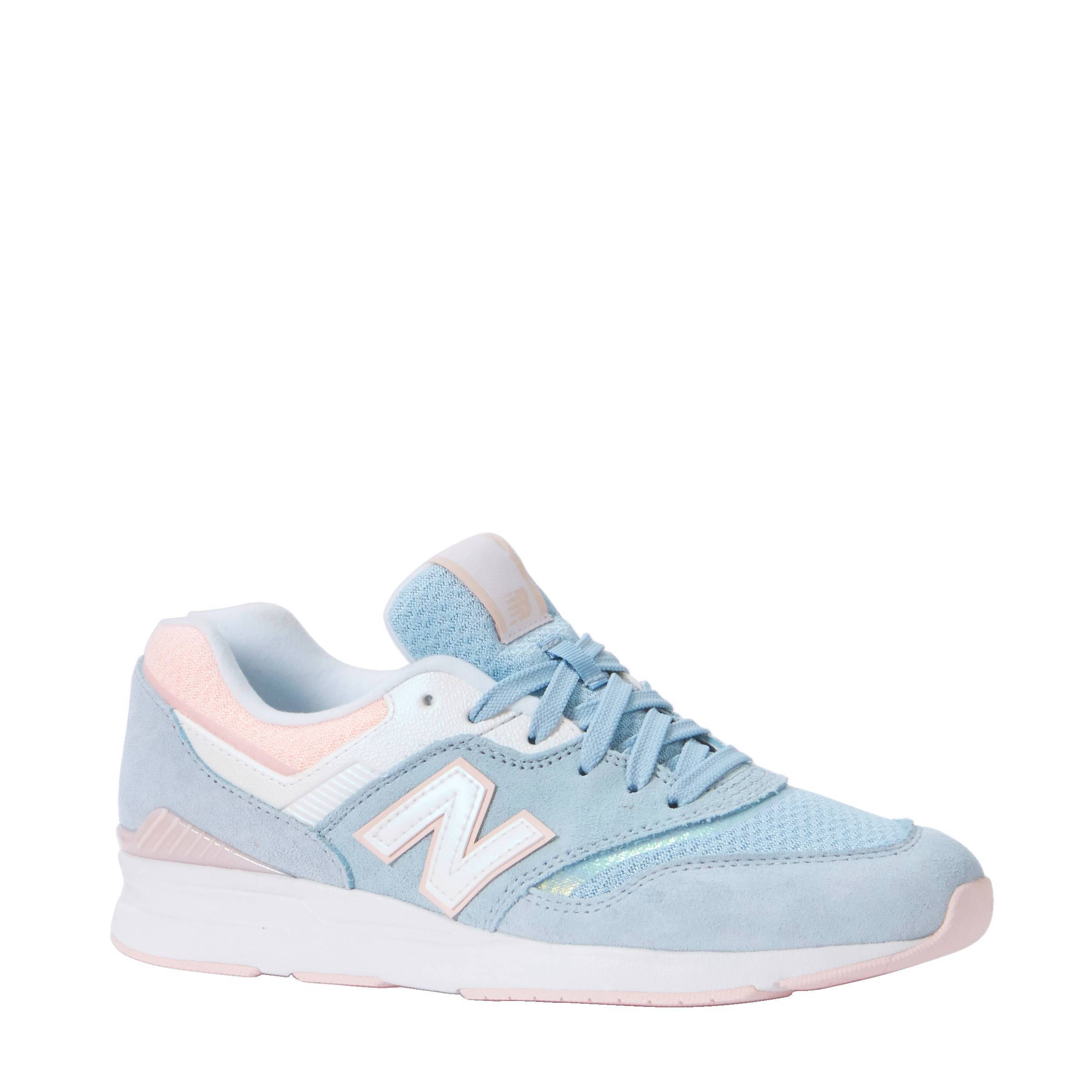 new balance sneakers wl697 groen