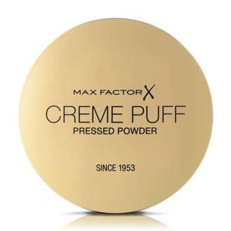 Crème Puff gezichtspoeder- 5 Transclucent