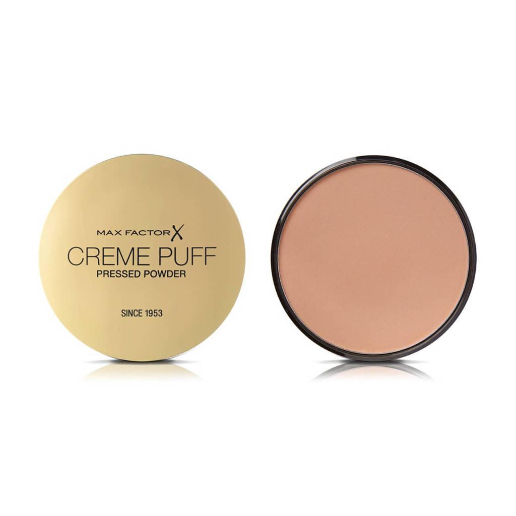 Max Factor Crème Puff poeder - 005 Translucent, Medium Beige
