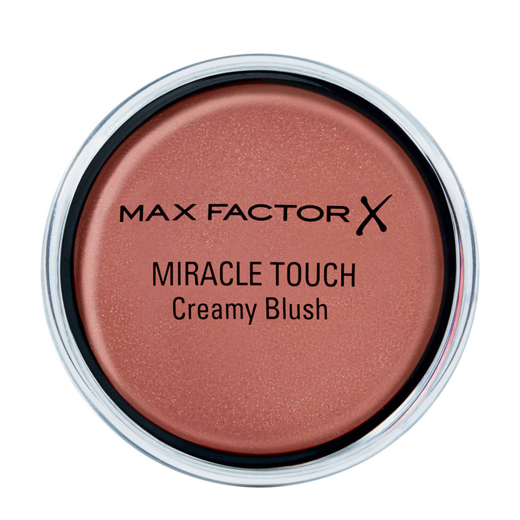 Max Factor Miracle Touch Creamy Blush - 3 Soft Copper, 3 Soft copper