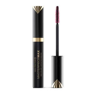 Masterpiece Max  001 Black Mascara