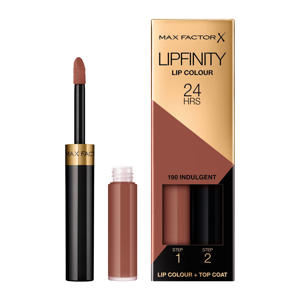 Lipfinity Lip Colour 2-step Long Lasting lippenstift - 190 Indulgent