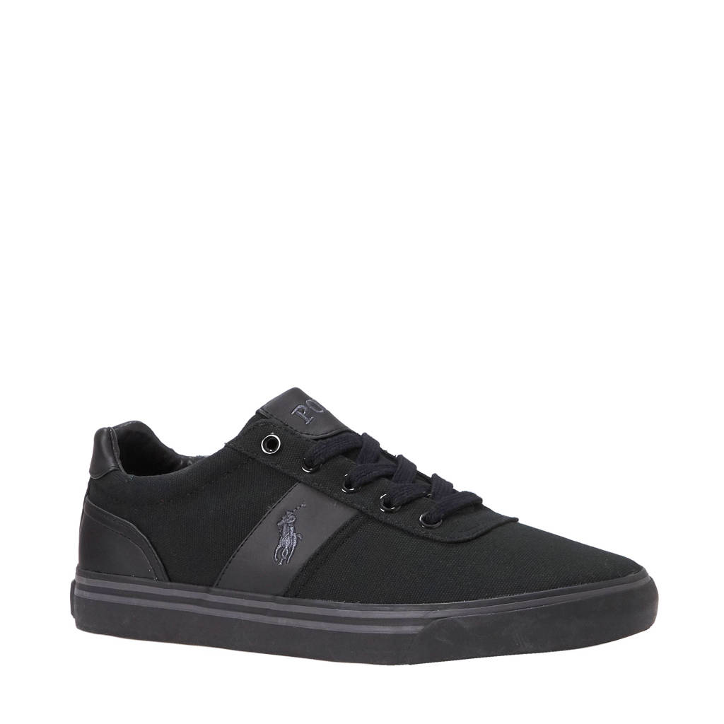 POLO Ralph Lauren   Hanford sneakers, Zwart