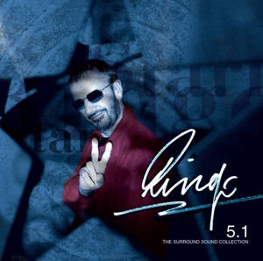 Ringo Starr - 5.1: Surround Sound.. (CD)