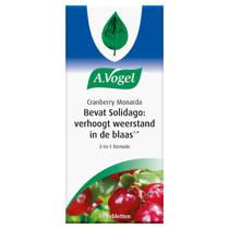 A.Vogel Cranberry Monarda voedingsupplement - 30 tabletten
