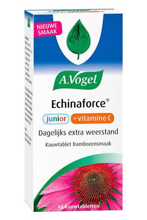 Echinaforce Junior vitamine C + Q10 kauwtabletten - 40 stuks