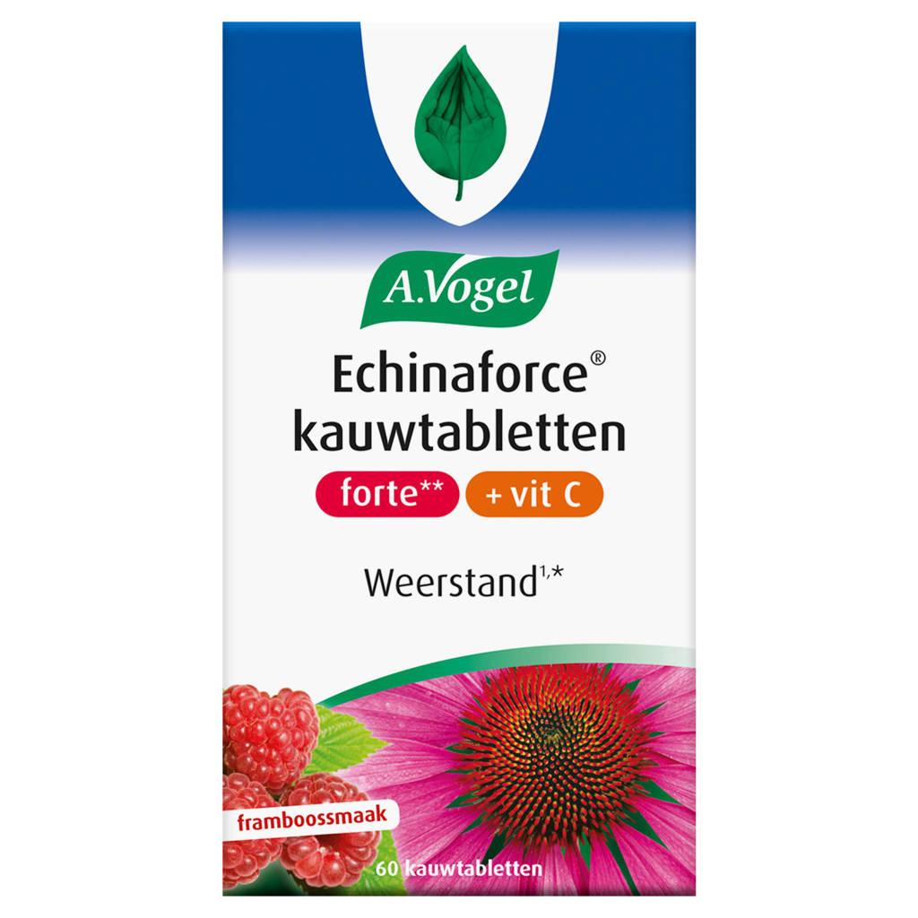 A.Vogel Echinaforce forte met vitamine C kauwtabletten - 60 tabletten