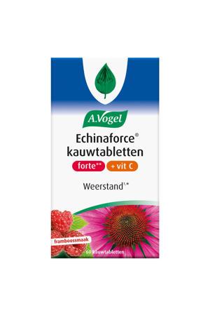 Echinaforce forte met vitamine C kauwtabletten - 60 tabletten