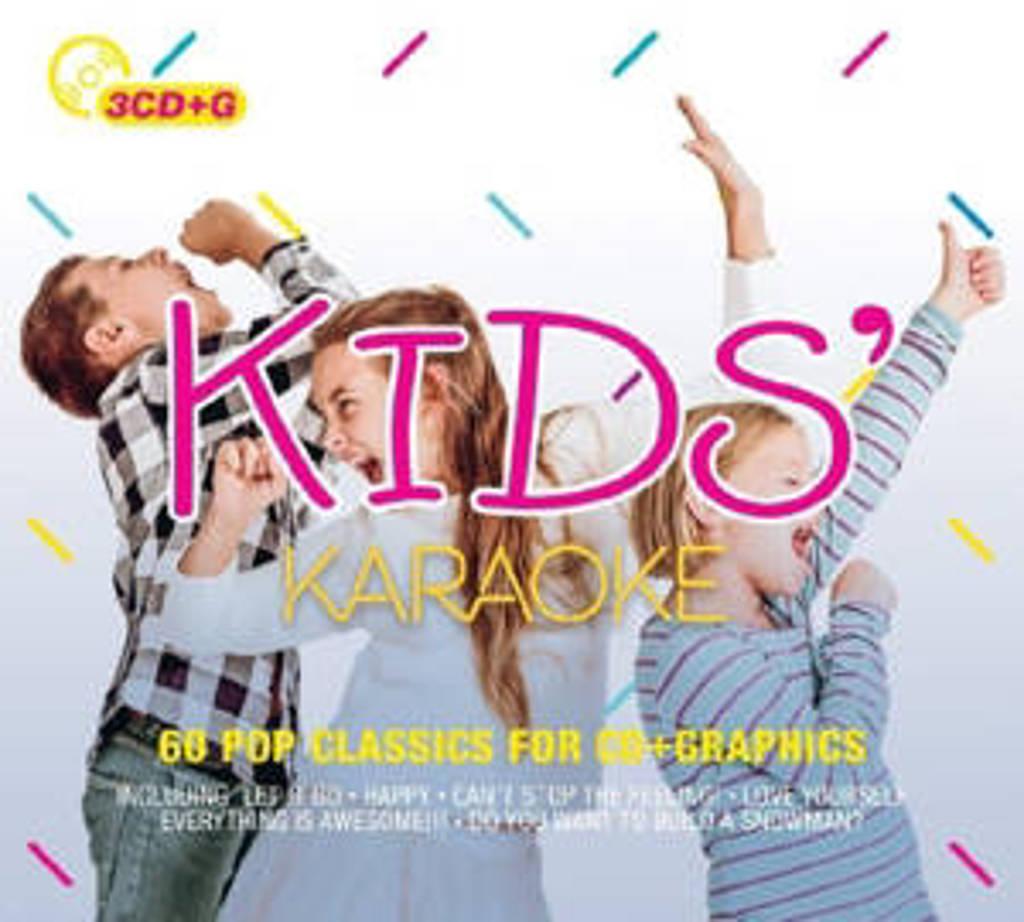 Various - Kids Karaoke (CD)