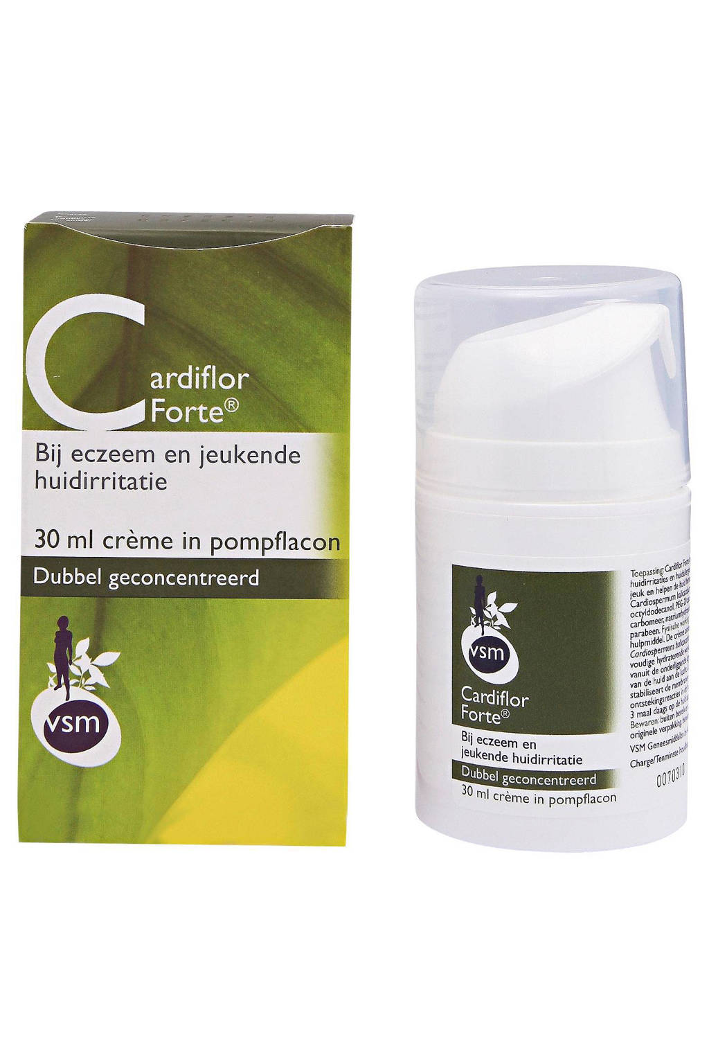 VSM Cardiflor Forte dubbel geconcentreerde crème - 30 ml