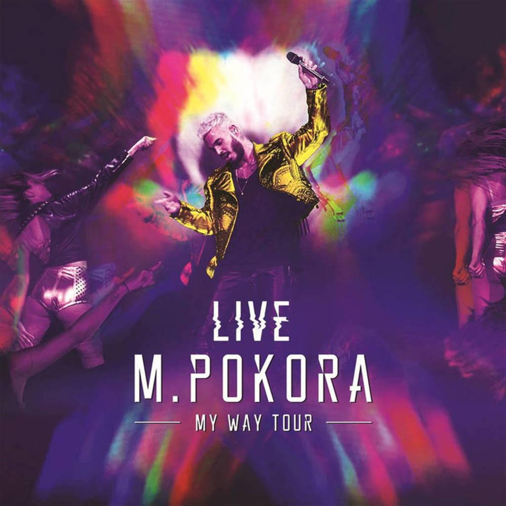 M. Pokora - My Way Tour Live (CD)