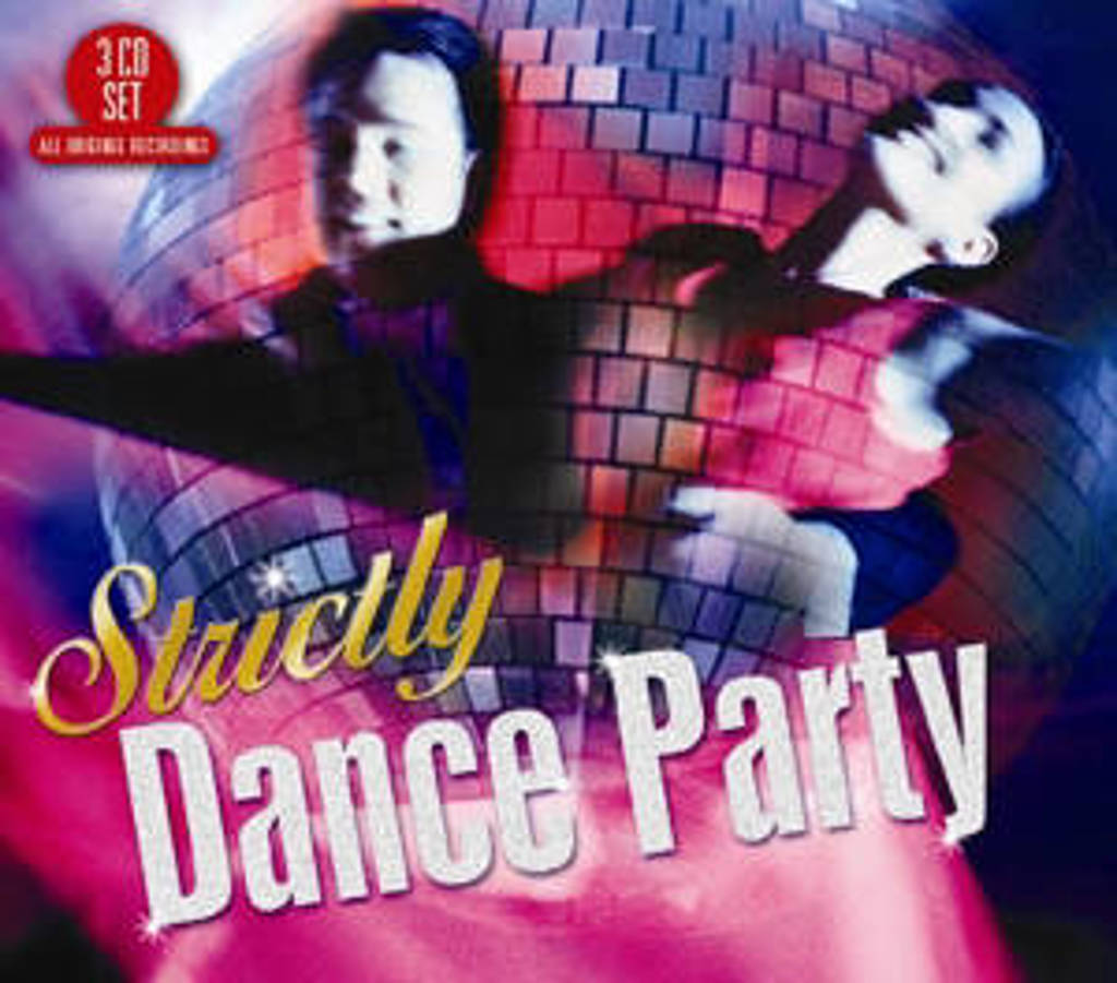 Various - Strictly Dance Party (CD)