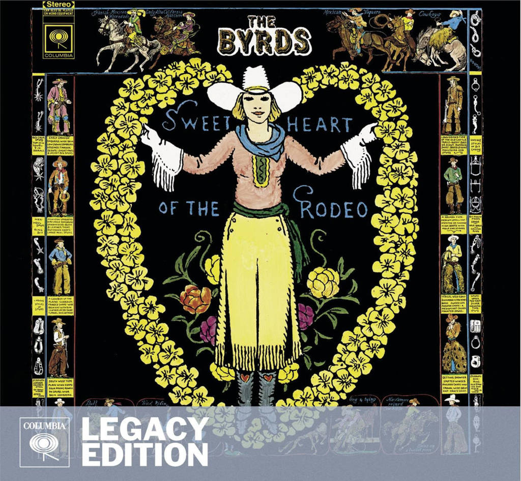 The Byrds - Sweetheart Of The Rodeo (CD)