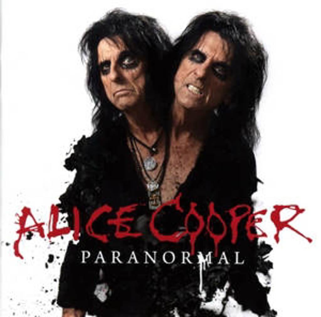 Alice Cooper - Paranormal -Tour Edition- (CD)