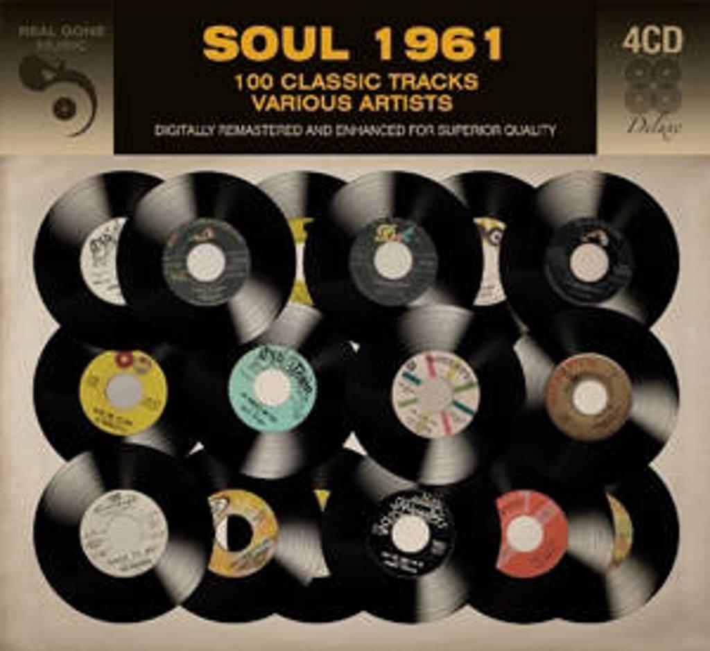 Various - Soul 1961 (CD)