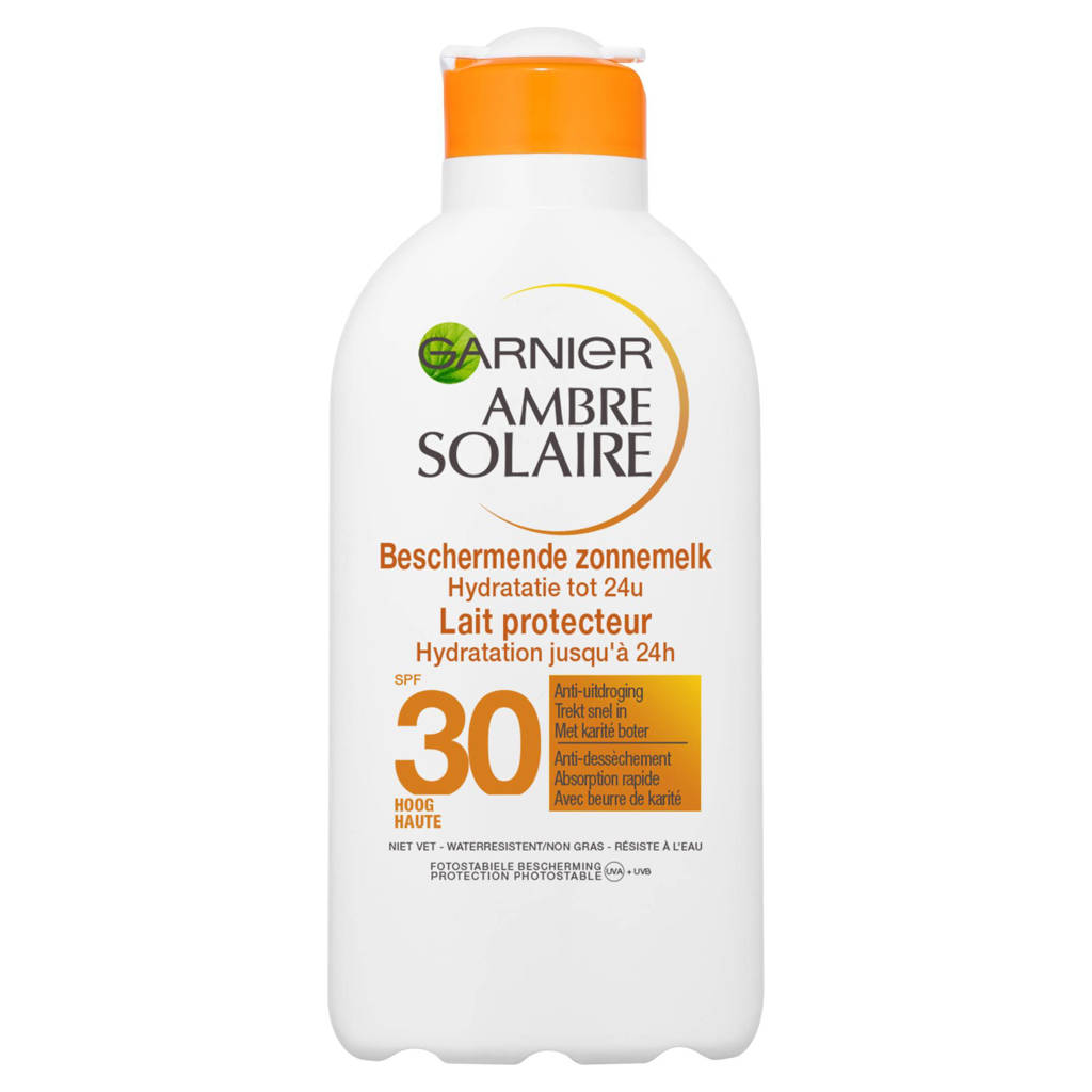 Ambre Solaire hydraterende zonnebrand SPF30 - 200 ml