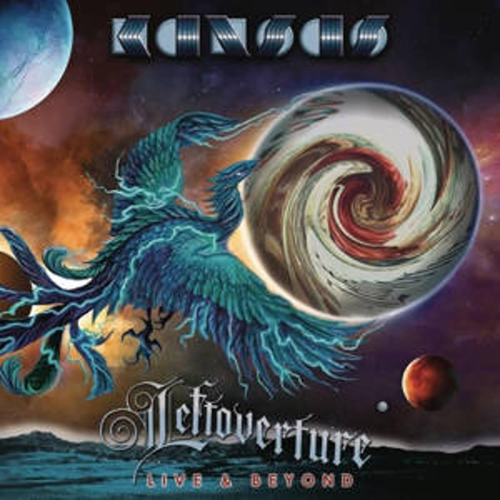 Kansas - Leftoverture Live & Beyond (CD)