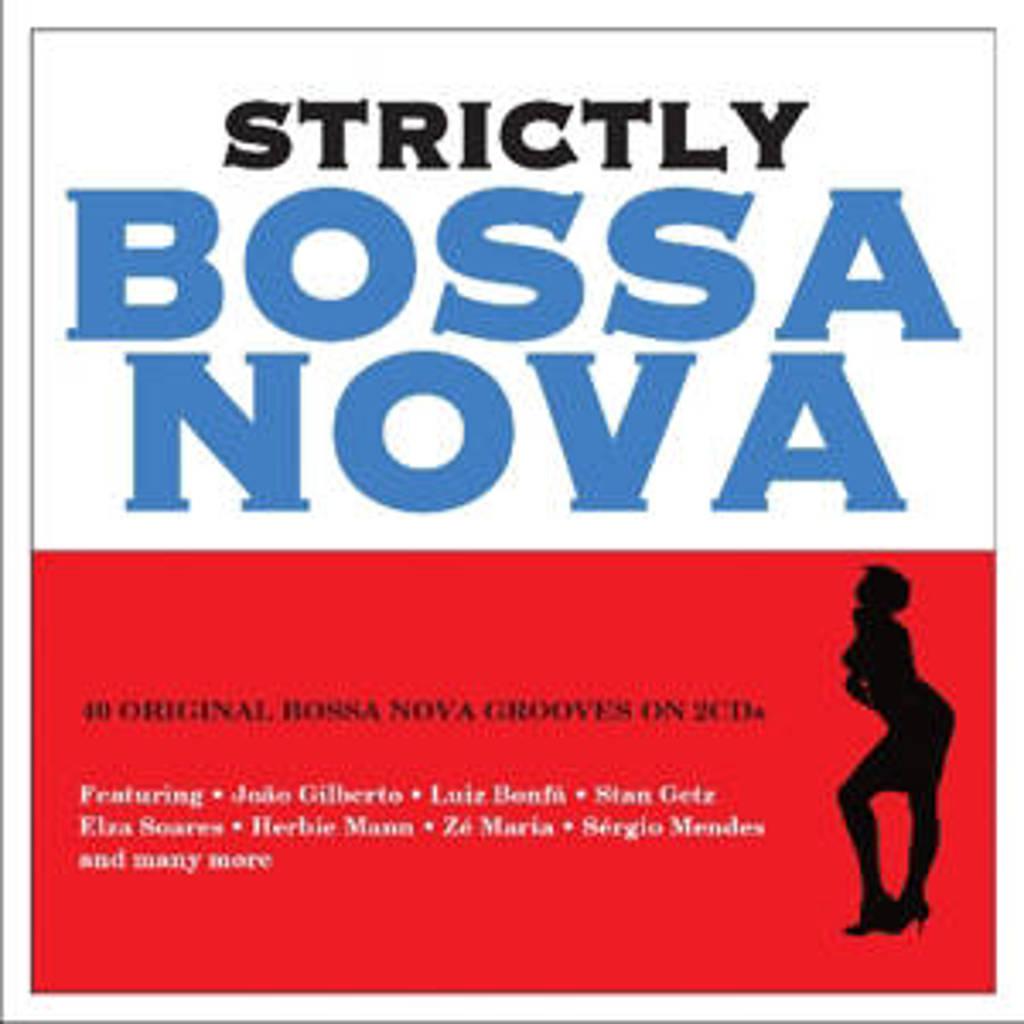 Various - Strictly Bossa Nova (CD)