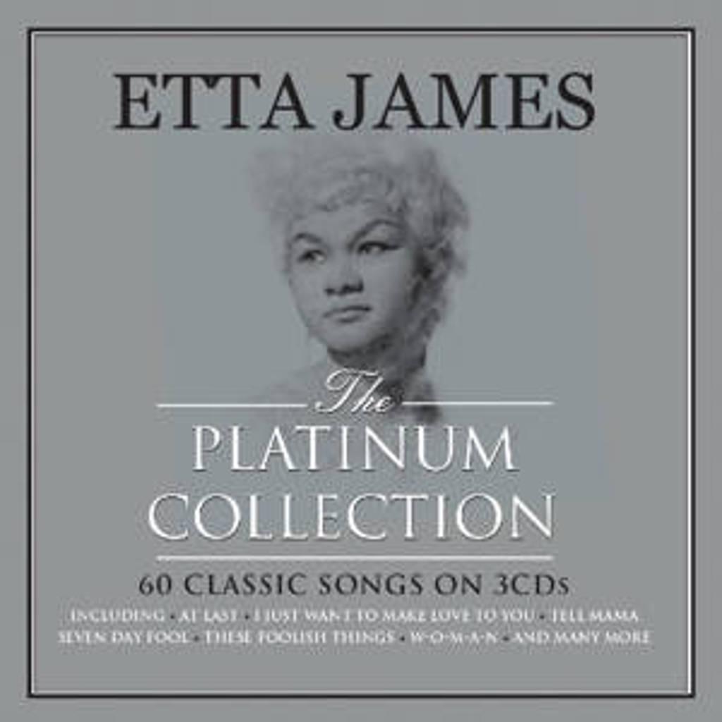 Etta James - Platinum Collection (CD)