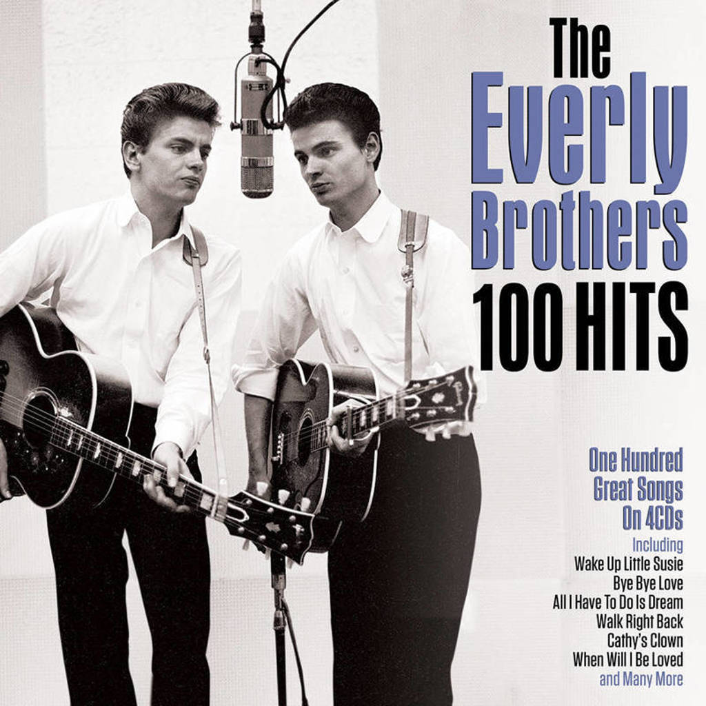 Everly Brothers - 100 Hits (CD)