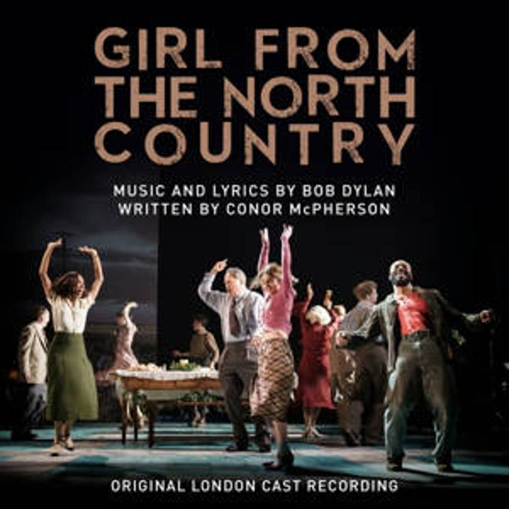 Original London Cast Of Girl F - Girl From The North Country Or (CD)