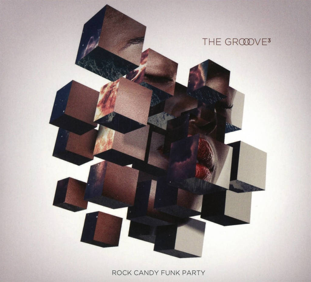 Rock Candy Funk Party - Groove Cubed (CD)