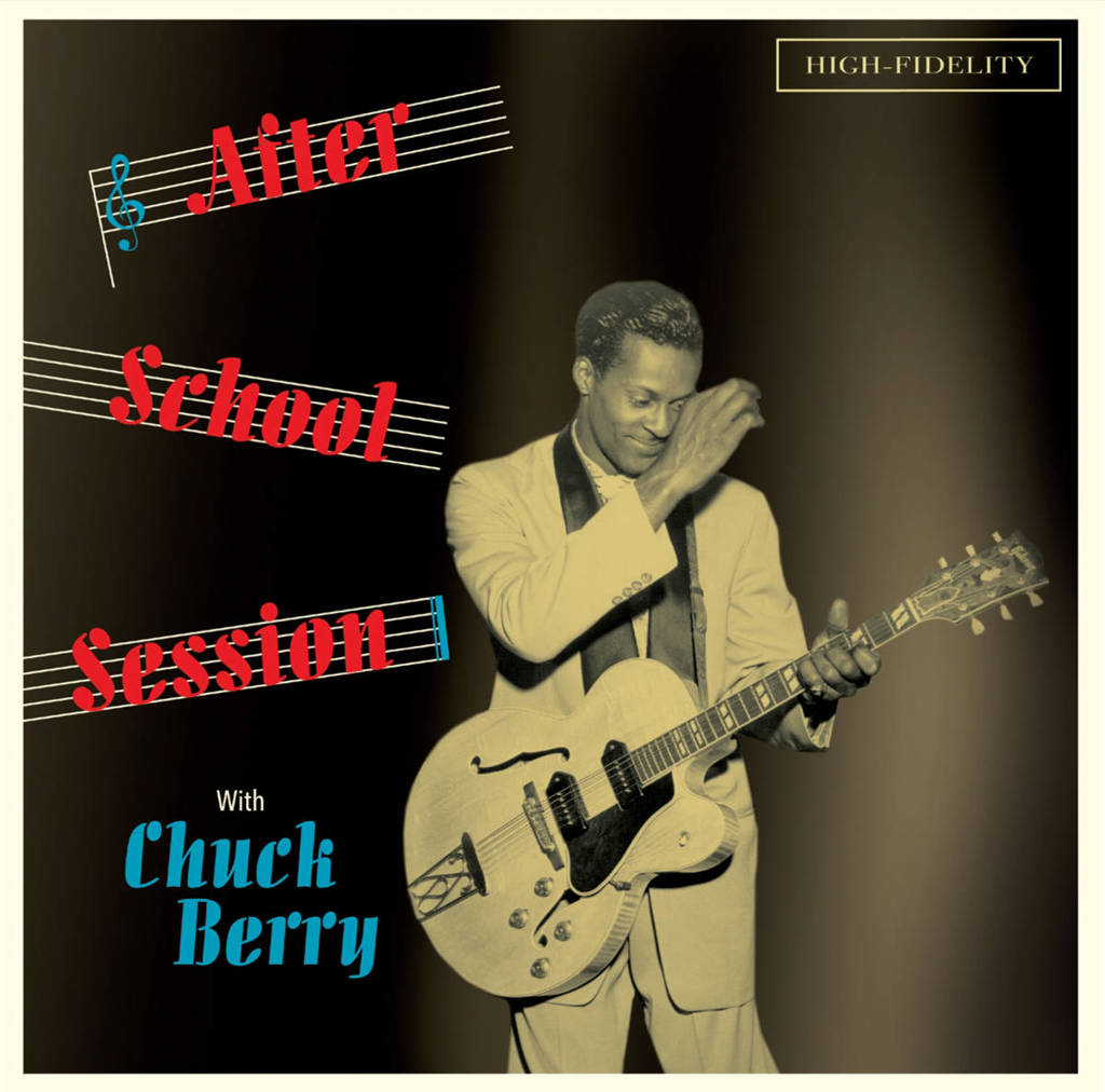 Chuck Berry - After School Session (CD)
