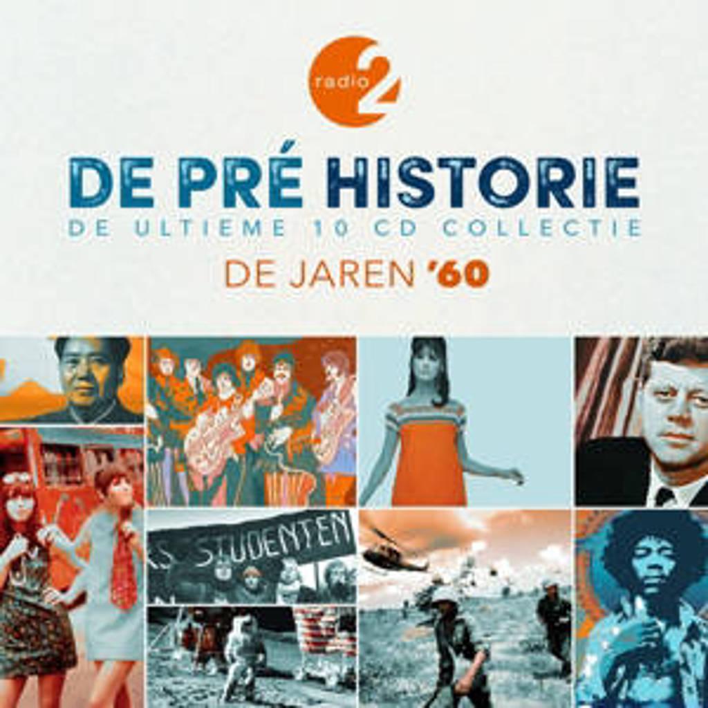 Various - De Prehistorie 60'S (CD)
