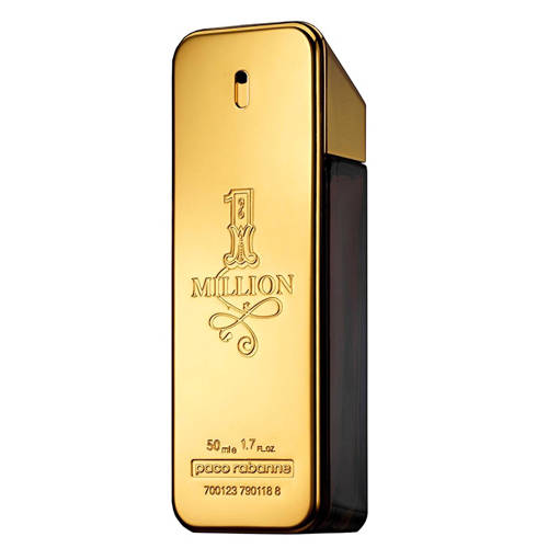 Paco Rabanne One Million Eau De Toilette Man 50ml