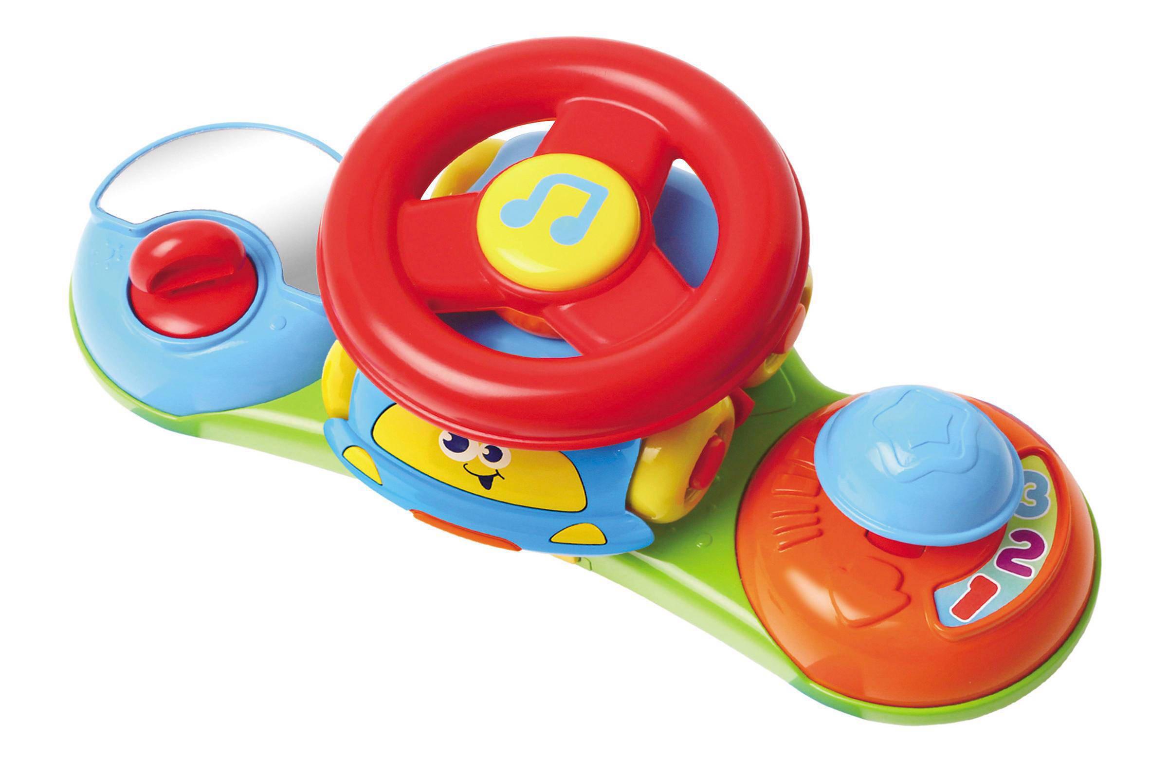Infantino baby stuur | wehkamp