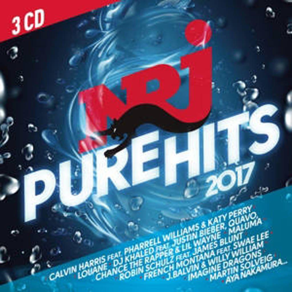 Various - NRJ Pure Hits 2017 (CD)