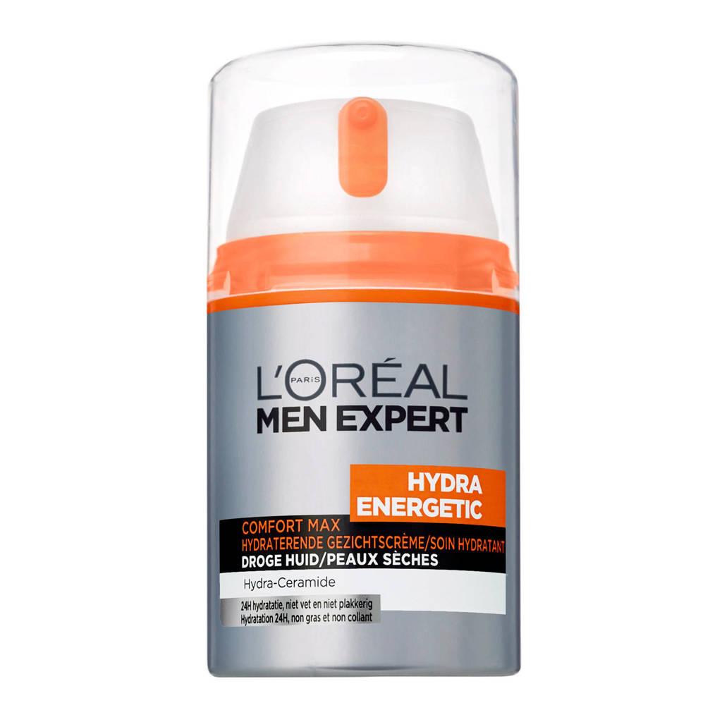 L'Oréal Paris Men Expert Comfort Max dagcrème - 50 ml